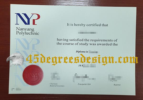 Nanyang Polytechnic diploma