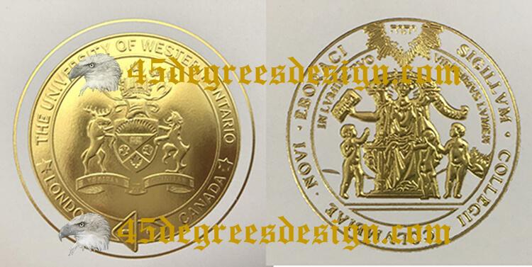 Western University seal