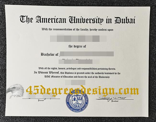 How to buy Fake American University In Dubai Diploma