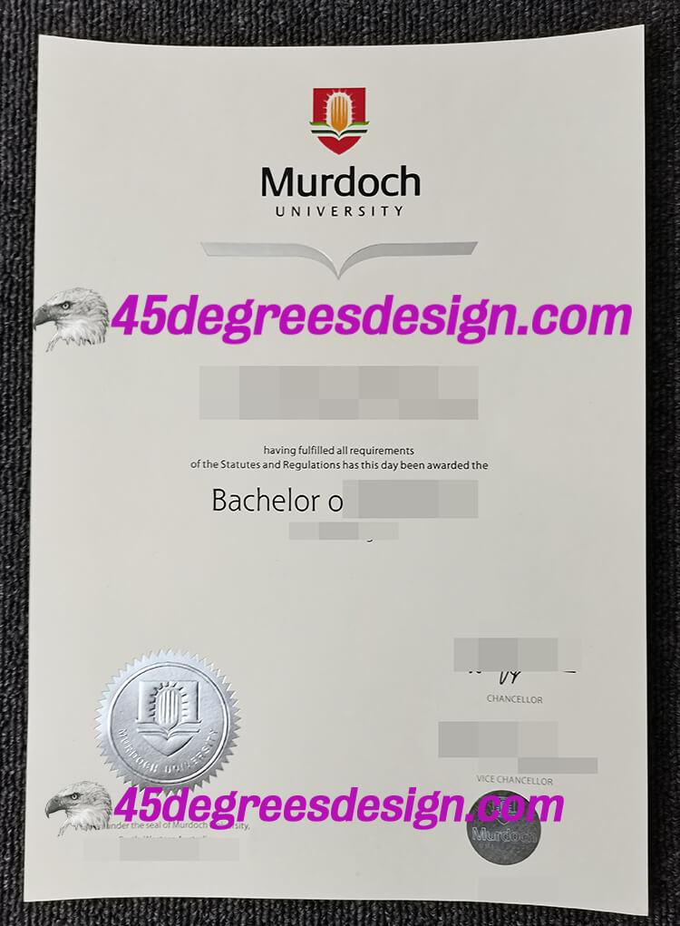 Murdoch University degree