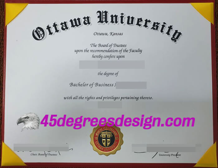 Ottawa University degree