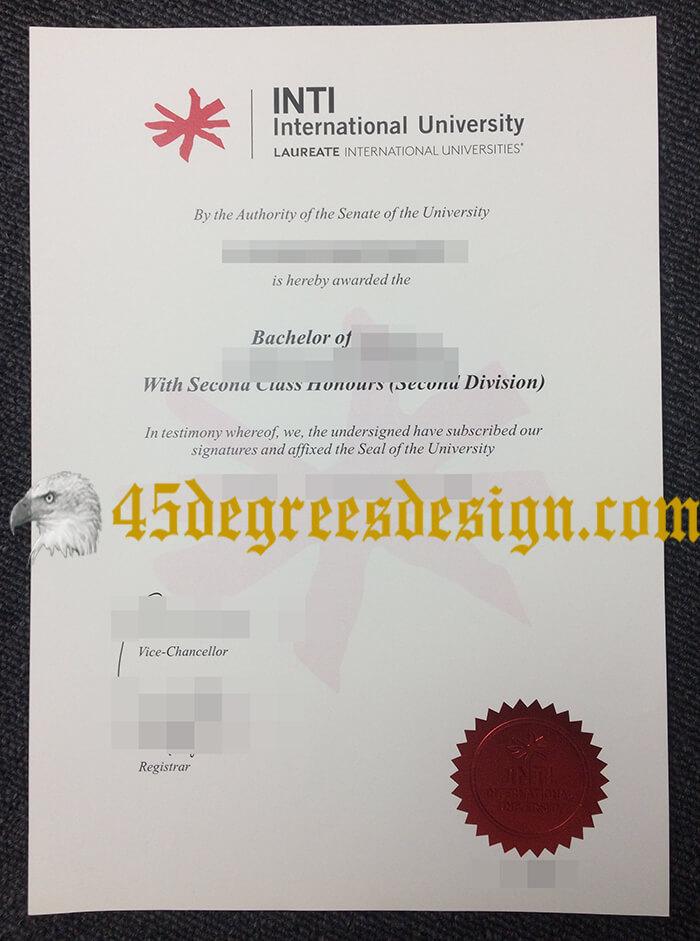 INTI International University Diploma