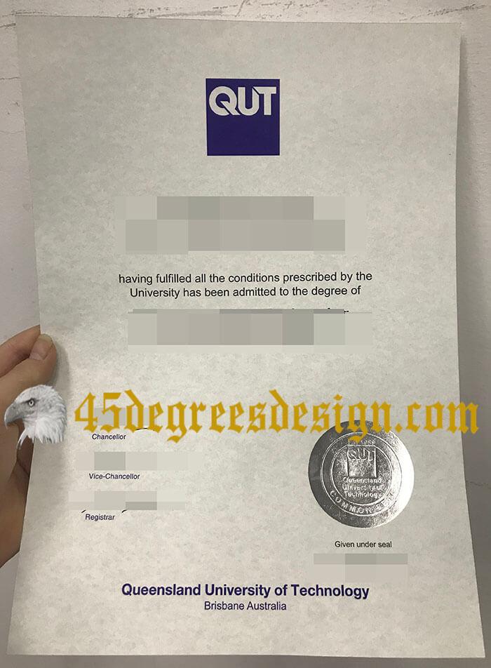 Queensland University of Technology (QUT) degree