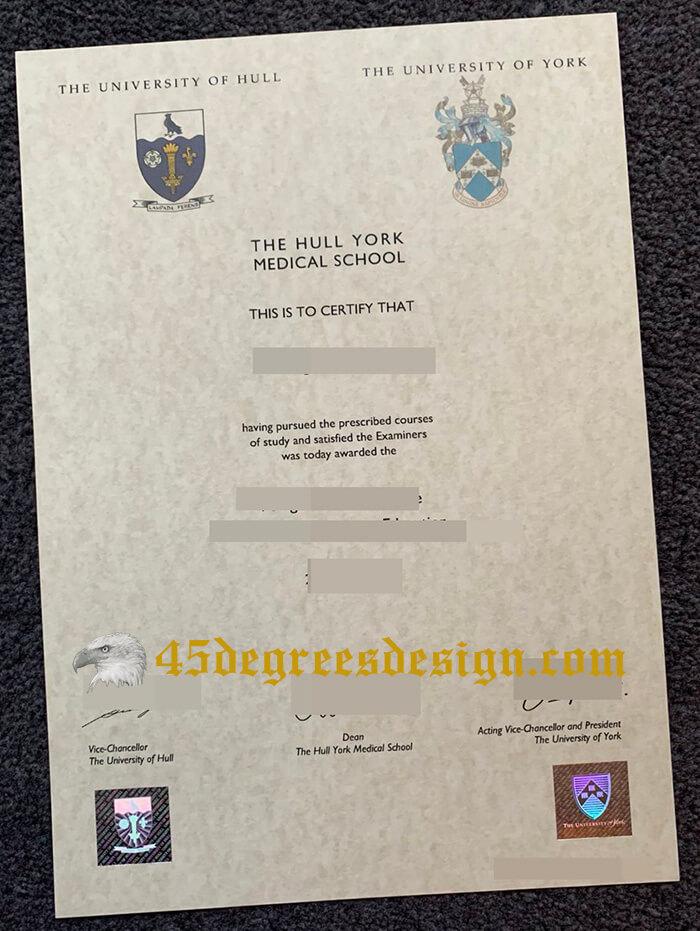 Buy a HYMS diploma