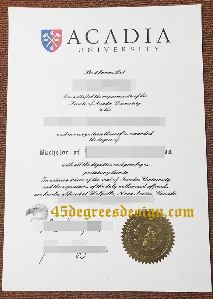 Arcadia University degree