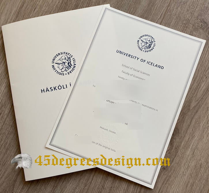 Buying fake diplomas online, How to buy fake University of Iceland diploma?