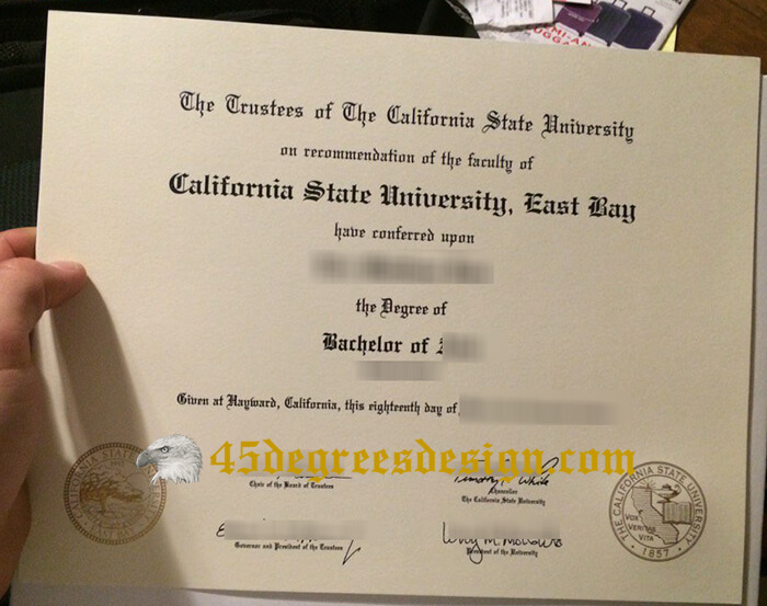CSUMB diploma
