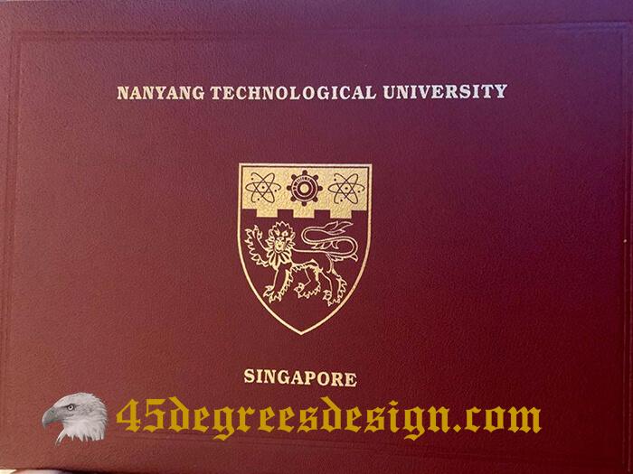 Nanyang Technological University diploma case