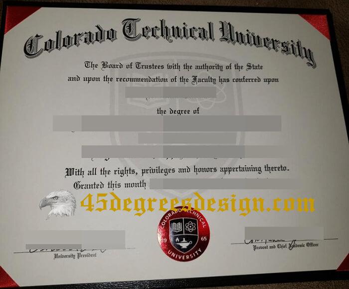 CTU diploma