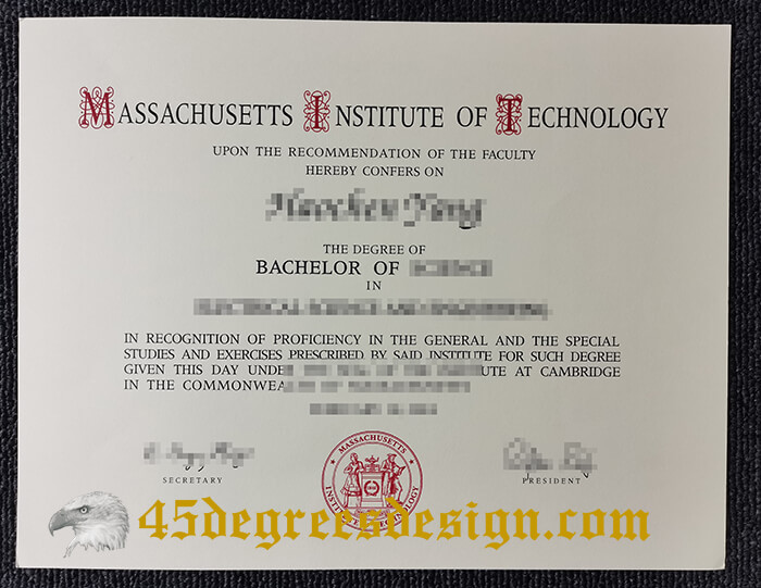 Buy fake MIT diploma online