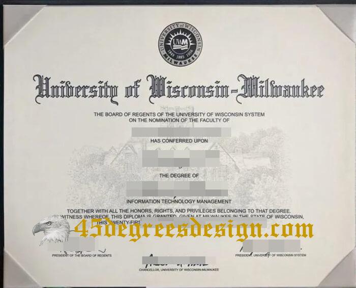 UWM diploma