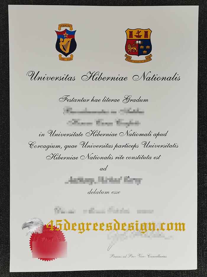 UCC diploma