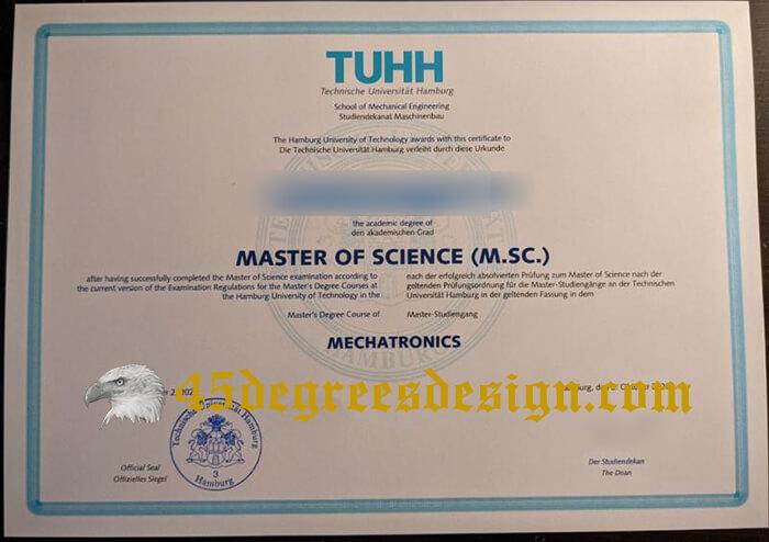 TUHH diploma