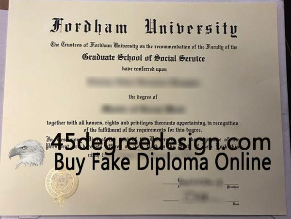 Fordham University  diploma, Fordham University  degree, Buy diploma online