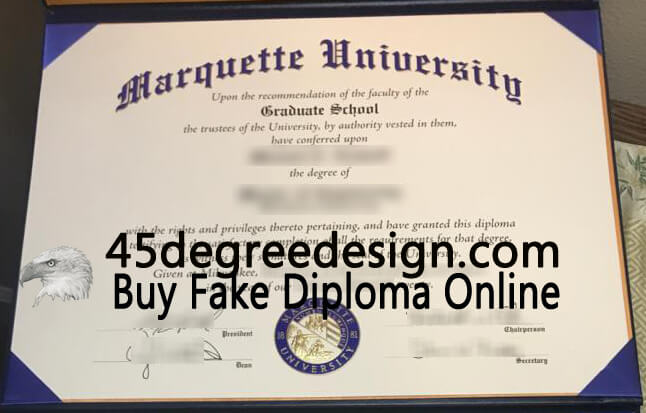 Marquette University diploma, Buy diploma online