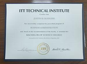 ITT degree