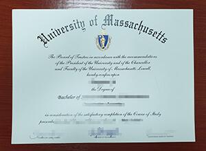 University of Massachusetts Lowell degree