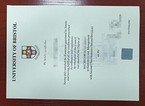 buy fake University of Bristol diploma