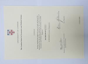 LSE diploma