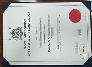 RMIT University degree