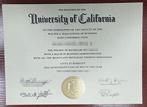 Buying a fake UC Berkeley degree, buy UC diploma in USA