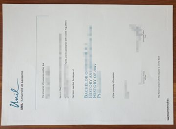 How to buy fake University of Lausanne diploma?
