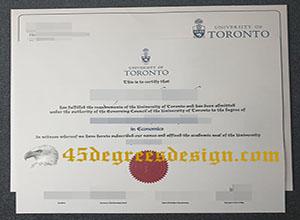 Buying fake University of Toronto degree and envelope
