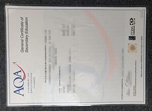 Order a fake AQA GCSE Certificate, buy fake certificates