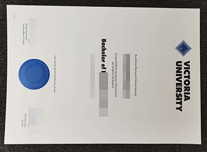 Victoria University fake diploma