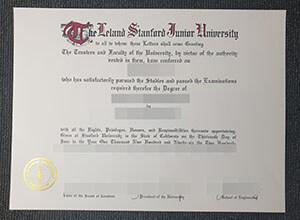 Getting a fake Stanford University diploma, buy fake USA degree online