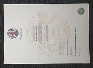 De Montfort University fake diploma, buy fake DMU degree