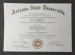 Buying a fake ASU bachelor diploma online, buy fake degree