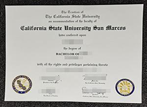 CSUSM fake diploma
