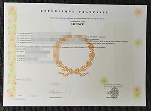 How can I get a fake University of Paris diploma