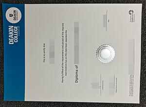 Deakin college fake diploma, buy fake diploma in Melbourne