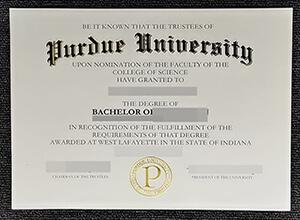 Obtain a fake Purdue University degree, buy fake diploma online