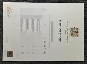 University of the West of England, Bristol (UWE Bristol) fake transcript