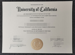 University of California, Irvine (UCI) fake degree, buy fake diploma
