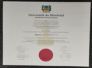 Where can I order a fake  Université de Montréal degree from Canada?