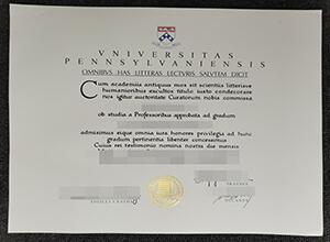 University of Pennsylvania degree