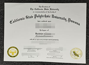 How to buy fake cal poly pomona degree online?