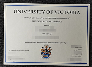 How to get fake University of Victoria degree?