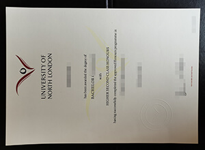 Where to buy fake University of North London (UNL) degree and transcript?
