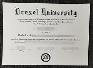 Drexel University degree