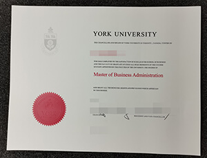 York University fake diploma for selling here, buy fake degree from Canada