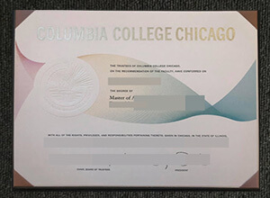 How to buy a fake Columbia College Chicago degree from USA?