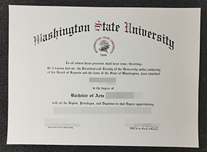 The Ultimate Buy Fake Washington State University Diploma Trick, buy fake WSU diploma online