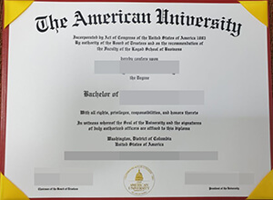 The American University Fake degree Selling Online