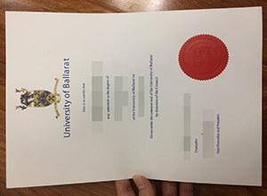 Where to buy fake Federation University Australia diploma?