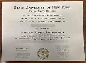Purchase A Fake SUNY Empire Diploma Online, Get SUNY Empire degree